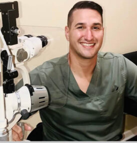 Dr Peter Perno Optometrist Millstone NJ
